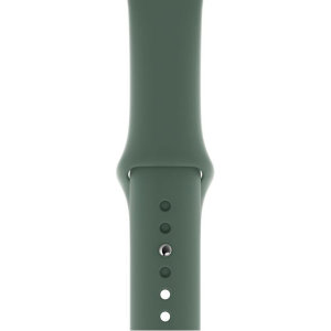Official Apple Watch Sport Band 44mm - Pine Green