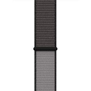 Official Apple Watch Sport Loop Strap 44mm - Anchor Gray