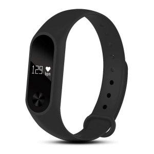 Aquarius AQ112 Fitness Tracker & Heart Rate Monitor - Black
