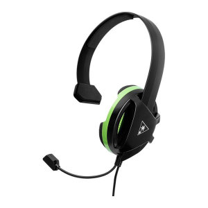 Turtle Beach Recon Chat Gaming Headset - Black & Green