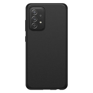 OtterBox React Samsung Galaxy A72 Ultra Slim Protective Case - Black