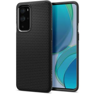 Spigen Liquid Air OnePlus 9 Pro Slim Case - Matte Black