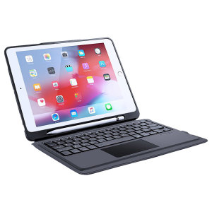 Dux Ducis Domo Lite iPad Air 2019 Case - Black