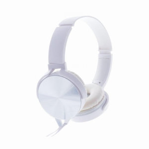 Rebeltec Magico Wired Headphones - White