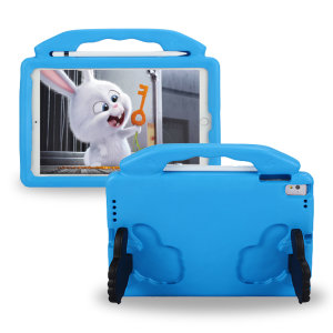 "Olixar iPad 9.7"" 2018 6th Gen. Child-Friendly Handle Case - Blue"