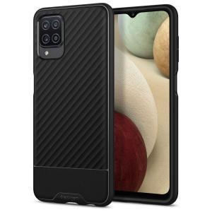 Spigen Core Armor Samsung Galaxy A12 Protective Case - Black