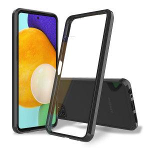 Olixar Exoshield Samsung Galaxy A22 5G Protective Case - Black