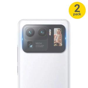 Olixar Xiaomi Mi 11 Ultra Camera Protectors - Twin Pack
