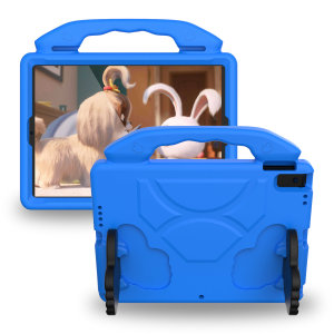 "Olixar iPad 10.2"" 2020 8th Gen. Child-Friendly Case - Blue"