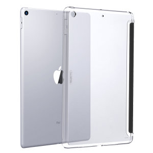 "Sdesign iPad 10.2"" 2020 8th Gen. Transparent Cover Case - Clear"