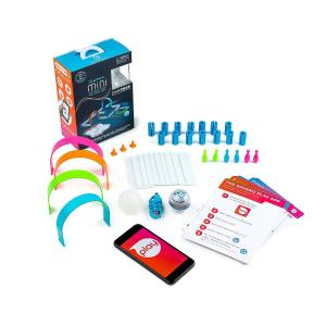 Sphero App-Controlled Robotic Ball & 55 Piece STEM learning Kit