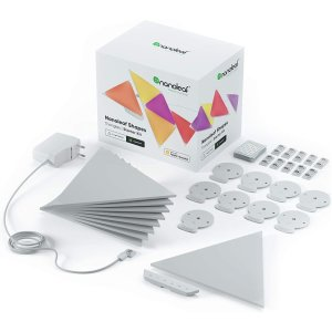 Nanoleaf Shapes App-Controlled Starter Kit - 9 Triangle Panels