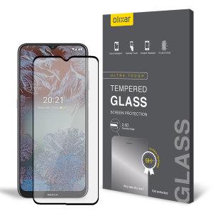 Olixar Nokia G10 Tempered Glass Screen Protector