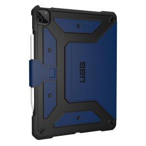 "UAG Metropolis iPad Pro 12.9"" 2021 5th Gen. Protective Case - Cobalt"
