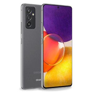 Olixar Flexishield Samsung Galaxy Quantum 2 Ultra-thin Case - Clear