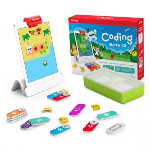 Osmo Hands-on Coding Learning Starter Kit for iPad (Ages 5-10)