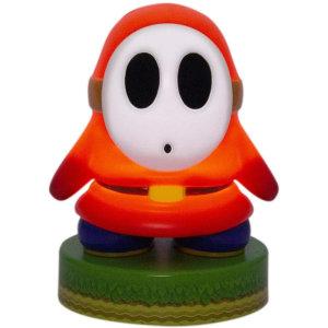 Paladone Super Mario Shy Guy 3D Icon Desk Light