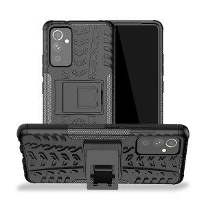 Olixar ArmourDillo Samsung Galaxy A82 5G Protective Case - Black