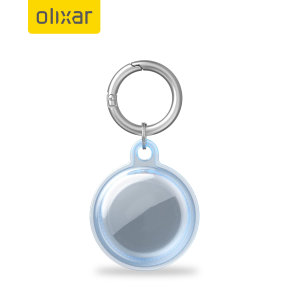Olixar Apple AirTags Water Resistant Full Cover Case - Blue