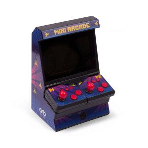 Orb 300-in-1 Two Player Multi Game Retro Mini Arcade Machine - Blue