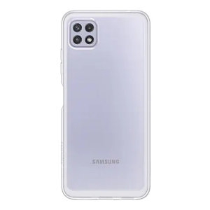 Official Samsung Galaxy A22 5G Slim Cover - Clear