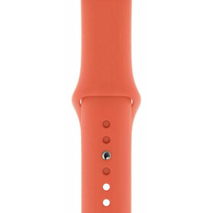 Official Apple Watch Sport Band 40mm - Clementine