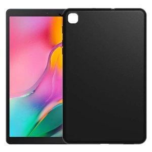 Ultra Thin Samsung Galaxy Tab A7 Gel Case - Black