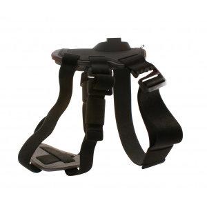 Ksix Go Pro & Action Camera Adjustable Pet Harness W/ Camera Mount