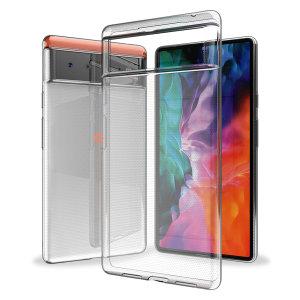 Olixar Ultra-Thin Google Pixel 6 Case - 100% Clear