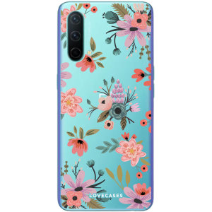 LoveCases OnePlus Nord CE 5G Gel Case - Ditsy Floral