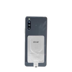 Olixar Sony Xperia 10 III Ultra Thin USB-C Wireless Charging Adapter