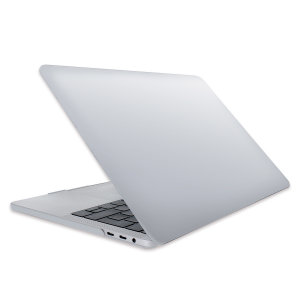 Olixar MacBook Pro 13 Inch 2018 Tough Protective Case  - 100% Clear