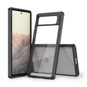 Olixar Exoshield Google Pixel 6 Tough Case - Black