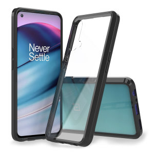 Olixar Exoshield OnePlus Nord CE 5G Bumper Case - Black