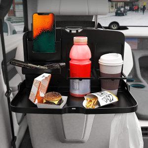Olixar Headrest Mounted Multifunctional Food & Drink Storage Tray