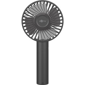 Goobay USB Handheld Fan With Stand