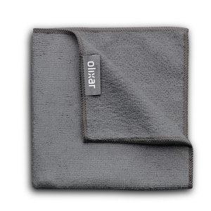 Olixar Premium Nintendo Switch Cleaning Cloth - 15x22cm - Grey