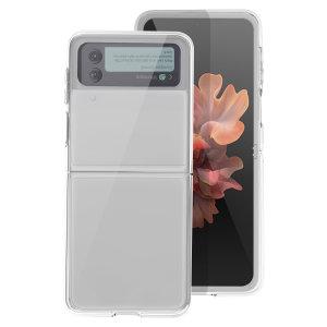 Olixar Exoshield Samsung Galaxy Z Flip 3 Case - 100% Clear