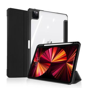 "Olixar iPad Pro 11"" 2021 3rd Gen. Wallet Case W/ Apple Pencil Holder"