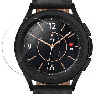 Araree Core Samsung Watch 4 Classic Glass Screen Protector - 46mm