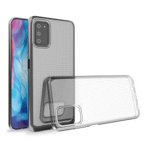 Olixar Ultra-Thin Samsung Galaxy A03S Case - 100% Clear