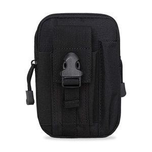 Olixar Tactical Pet Treats & Travel Cross Body Bag - Black