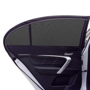 Olixar Universal Car Sun Shade 2 Front & 2 Back Window Visors