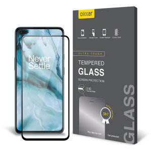 Olixar OnePlus Nord 2 Tempered Glass Screen Protector