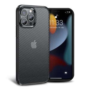 Olixar ExoShield iPhone 13 Pro Max Bumper Case - Graphite