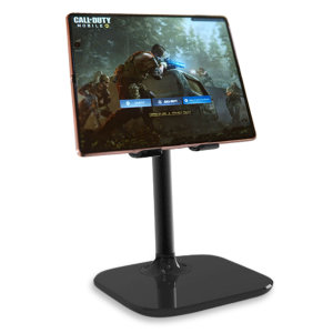Samsung Galaxy Z Fold 3 Adjustable Gaming Desk Stand - Black
