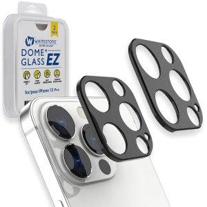 Whitestone Dome EZ iPhone 13 Pro Camera Protectors - 2 Pack
