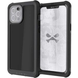 Ghostek Nautical 4 iPhone 13 Pro Waterproof Tough Case - Black