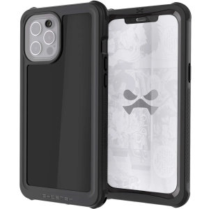 Ghostek Nautical 4 iPhone 13 Pro Max Waterproof Tough Case - Black