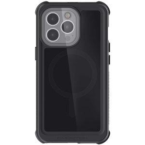 Ghostek Nautical 4 iPhone 13 Pro Waterproof Slim Case - Black